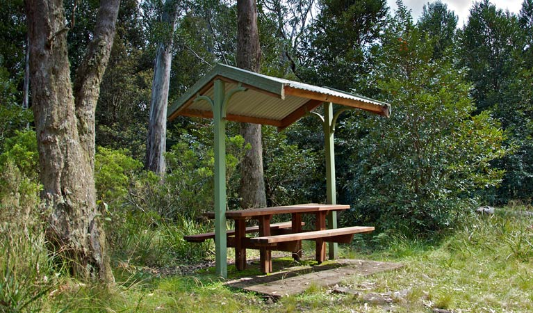 Devils Hole lookout walk and picnic area - Accommodation Brisbane