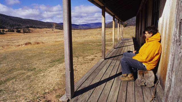 Namadgi National Park and Visitors Centre