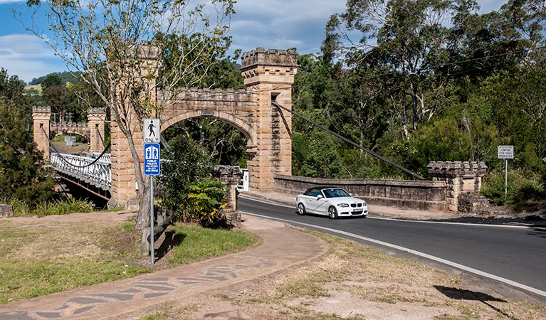 Coast to the Highlands scenic drive  Kangaroo Valley - Accommodation Brisbane
