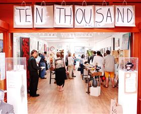 Ten Thousand Paces Gallery - Accommodation Brisbane