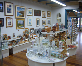 Ferry Park Gallery - Accommodation Brisbane