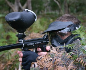 Tactical Paintball Games - Accommodation Brisbane