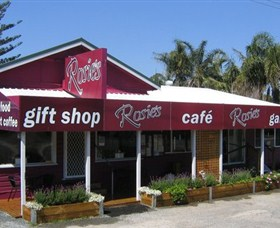 Rosies Cafe and Gallery - Accommodation Brisbane