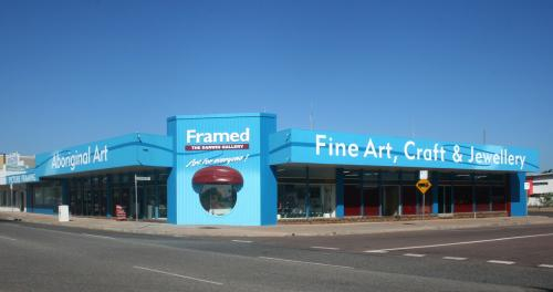 Framed–The Darwin Gallery