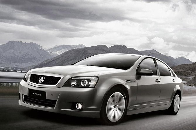 Canberra Private Chauffeured Airport Transport