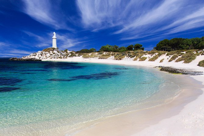 Rottnest Island Grand Tour Including Lunch and Historical Train Ride