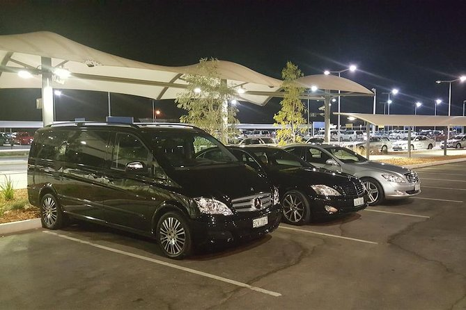 Perth Airport Transfer by Private Chauffeur: Airport to Perth CBD Hotel
