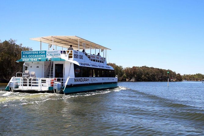 Murray River Lunch Cruise from Mandurah - Accommodation Brisbane