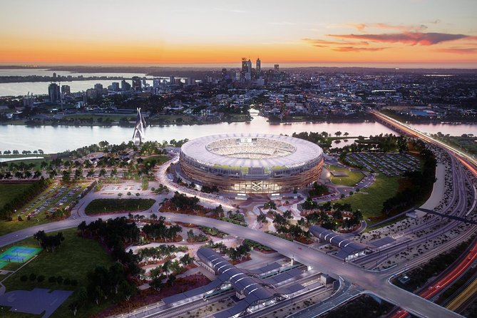 The Optus Stadium Tour - Accommodation Brisbane