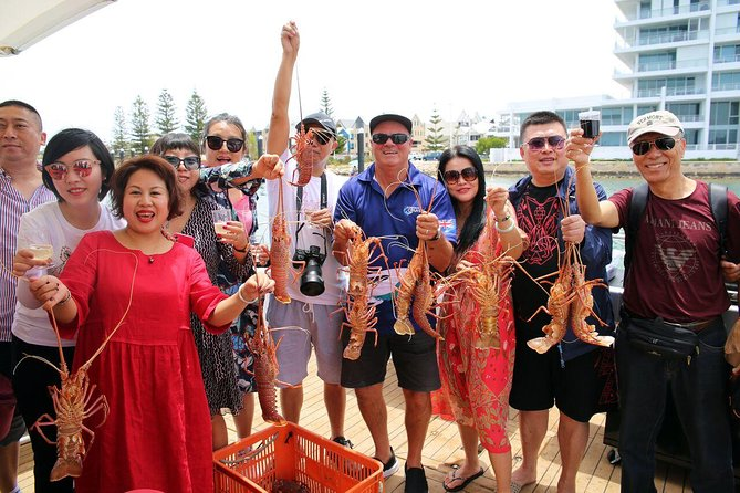 Mandurah Wild Seafood Adventure Cruise - Accommodation Brisbane