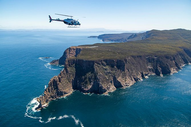 30-Minute Two Capes and Tasman Helicopter Flight from Port Arthur - Accommodation Brisbane