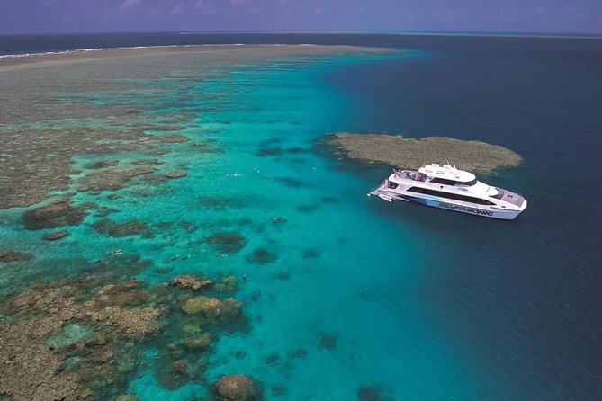 Silversonic Outer Great Barrier Reef Dive and Snorkel Cruise from Port Douglas - Accommodation Brisbane