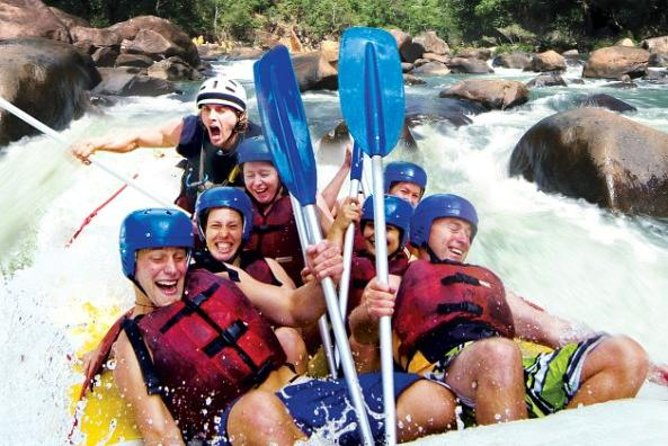 Tully River Full-Day White Water Rafting from Cairns including Lunch - Accommodation Brisbane