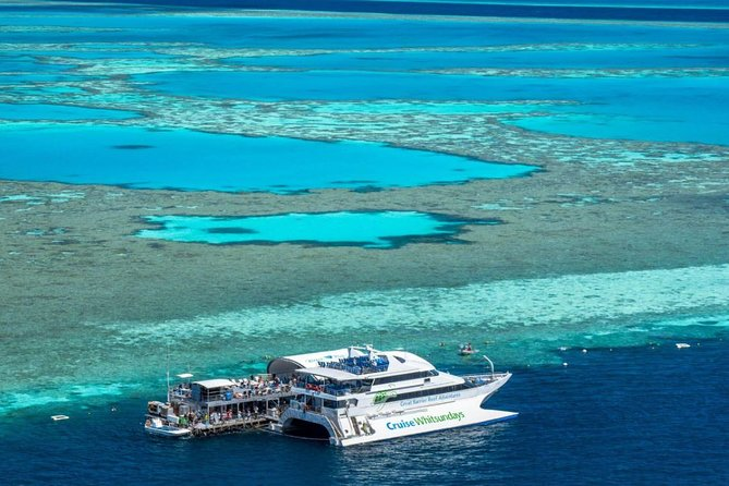Great Barrier Reef Day Cruise to Reefworld - Accommodation Brisbane