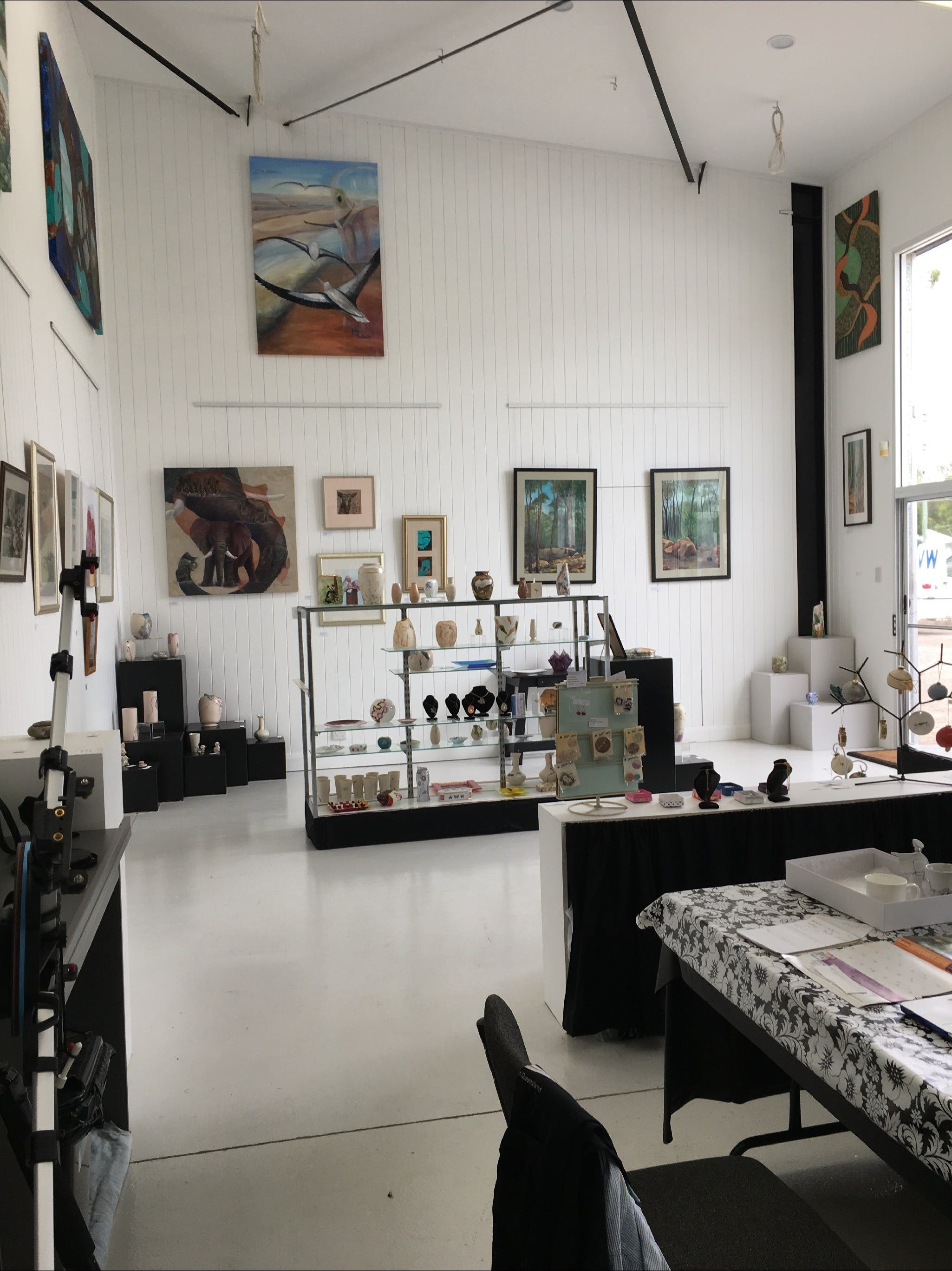 Julesart Studio/Gallery - Accommodation Brisbane