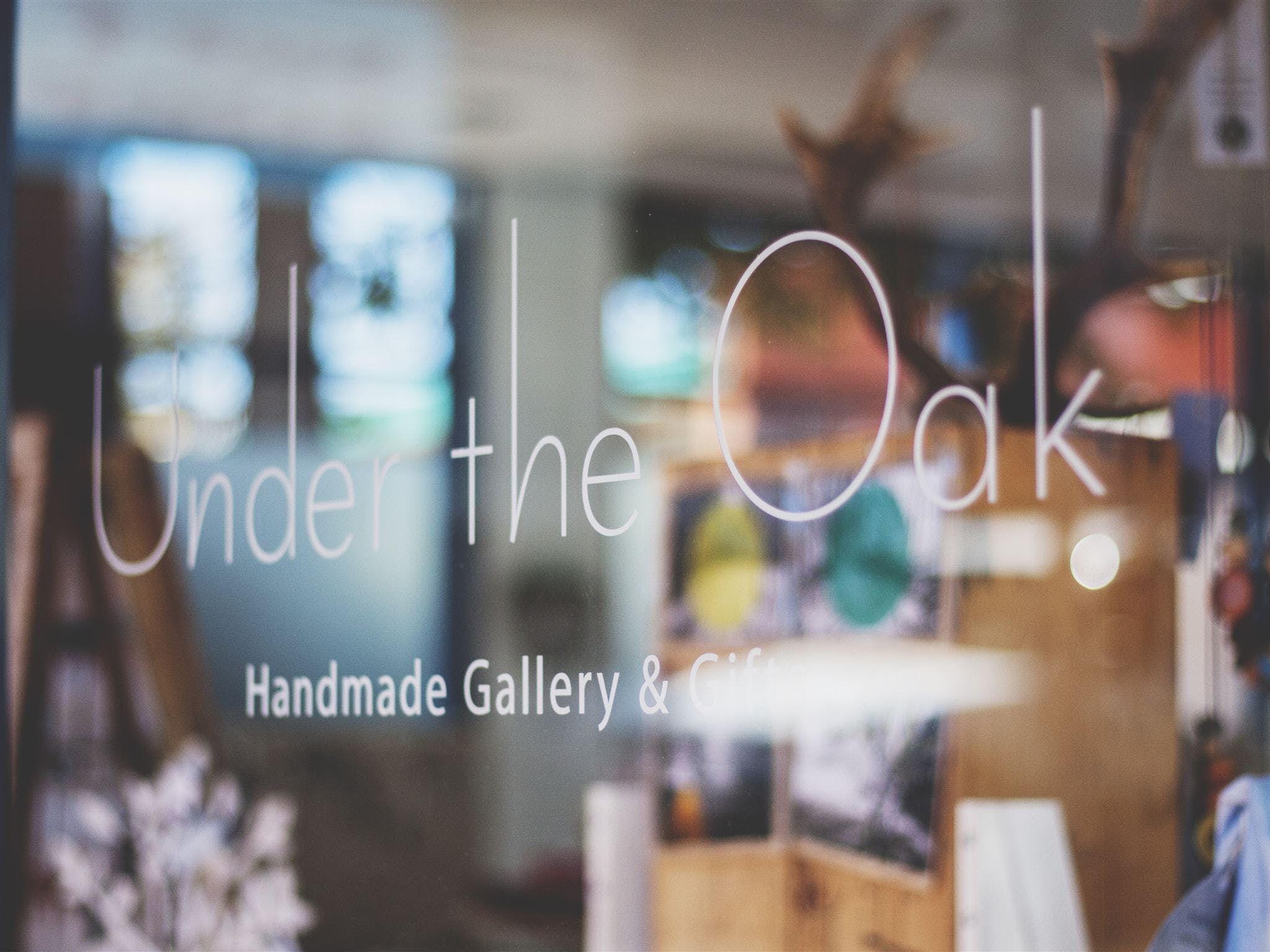 Under The Oak Handmade Gallery and Gifts - Accommodation Brisbane