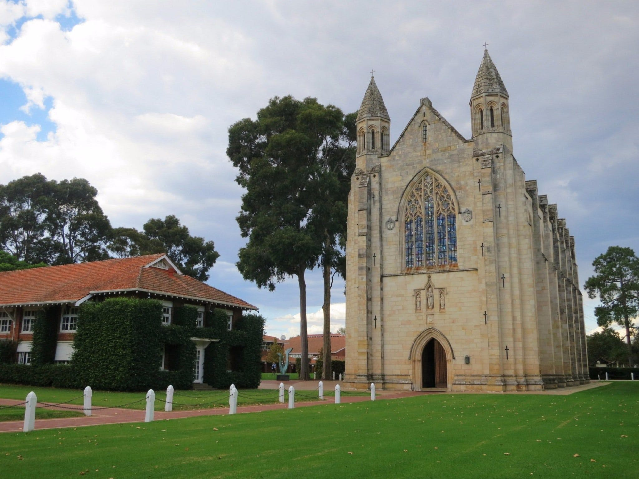 Chapel of St Mary and St George - Accommodation Brisbane