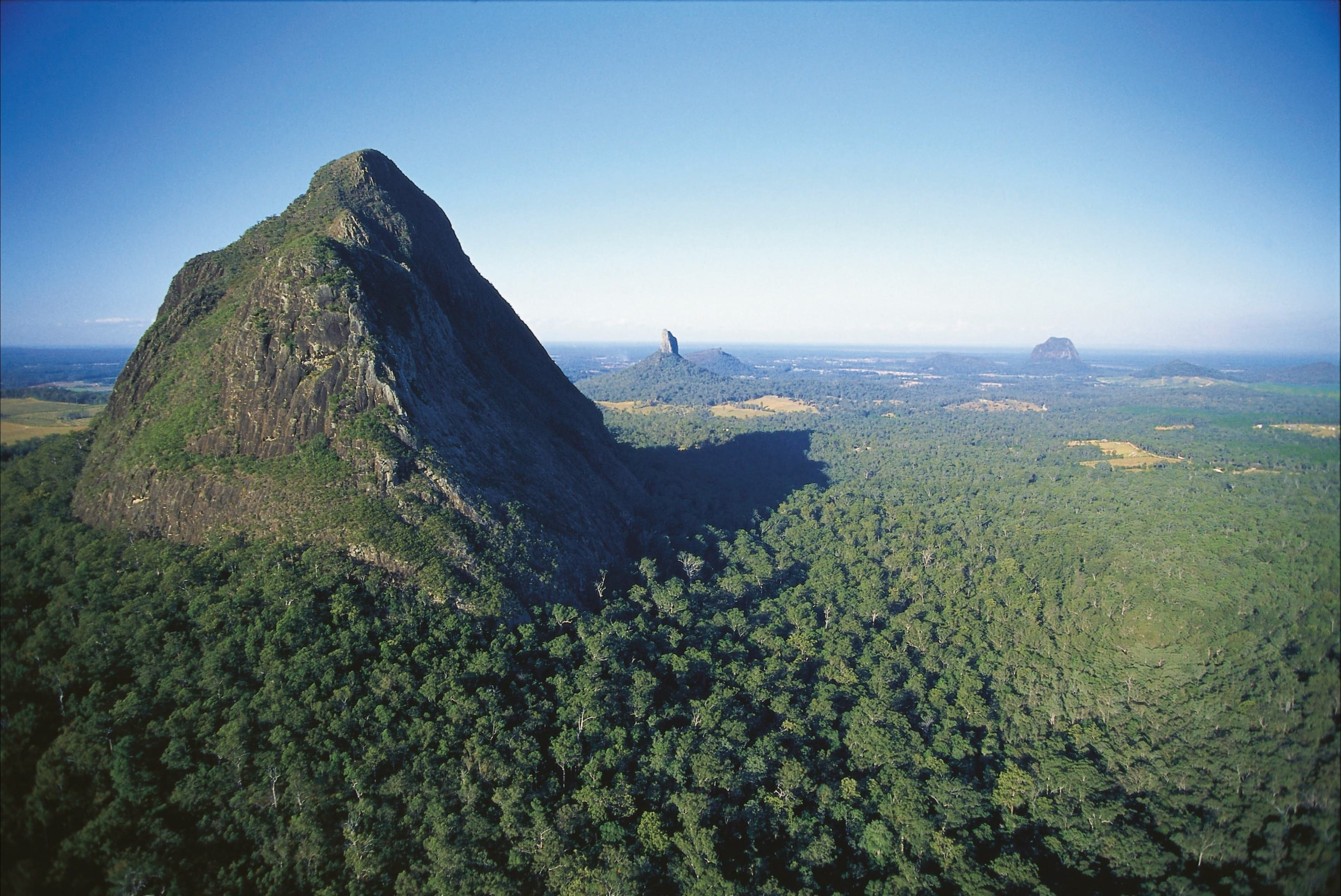 Glass House Mountains National Park - Accommodation Brisbane