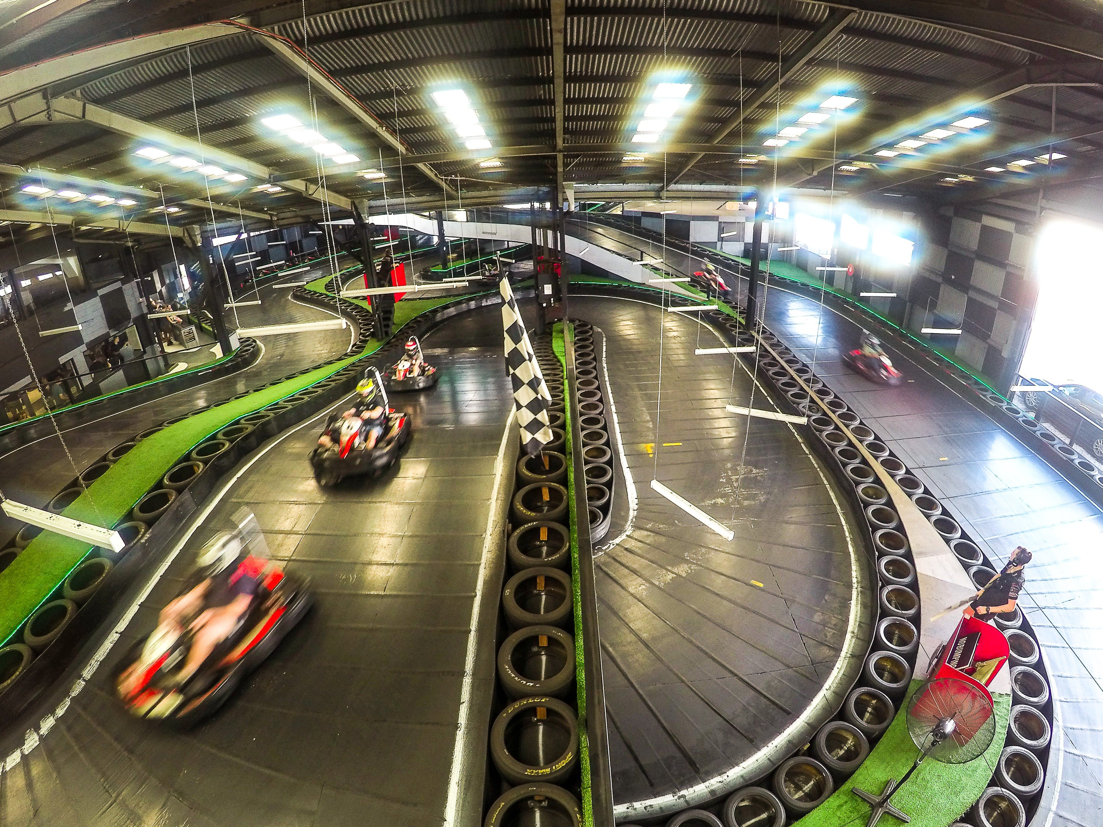 Slideways Go Karting Brisbane - Accommodation Brisbane