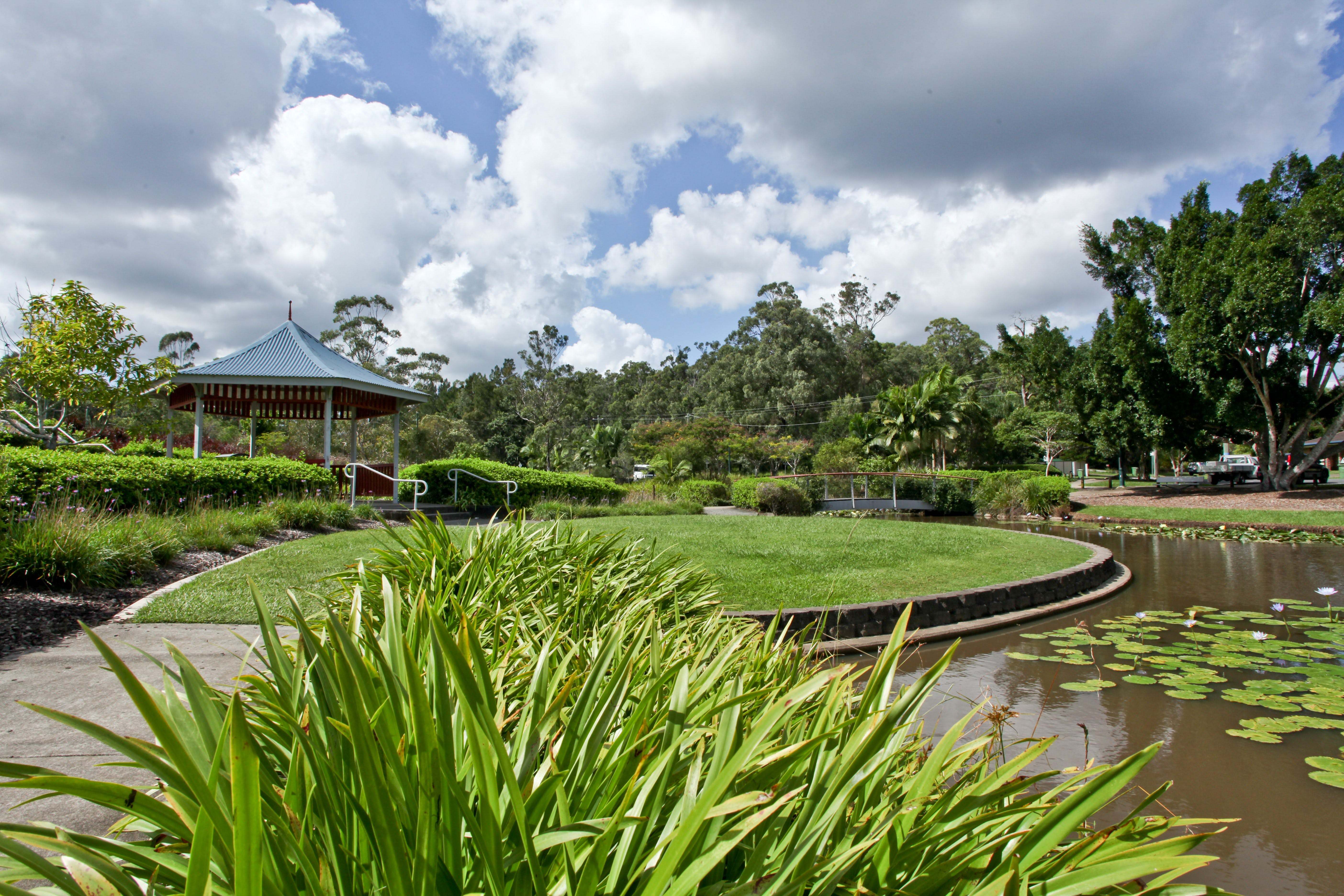 Underwood Park - Accommodation Brisbane