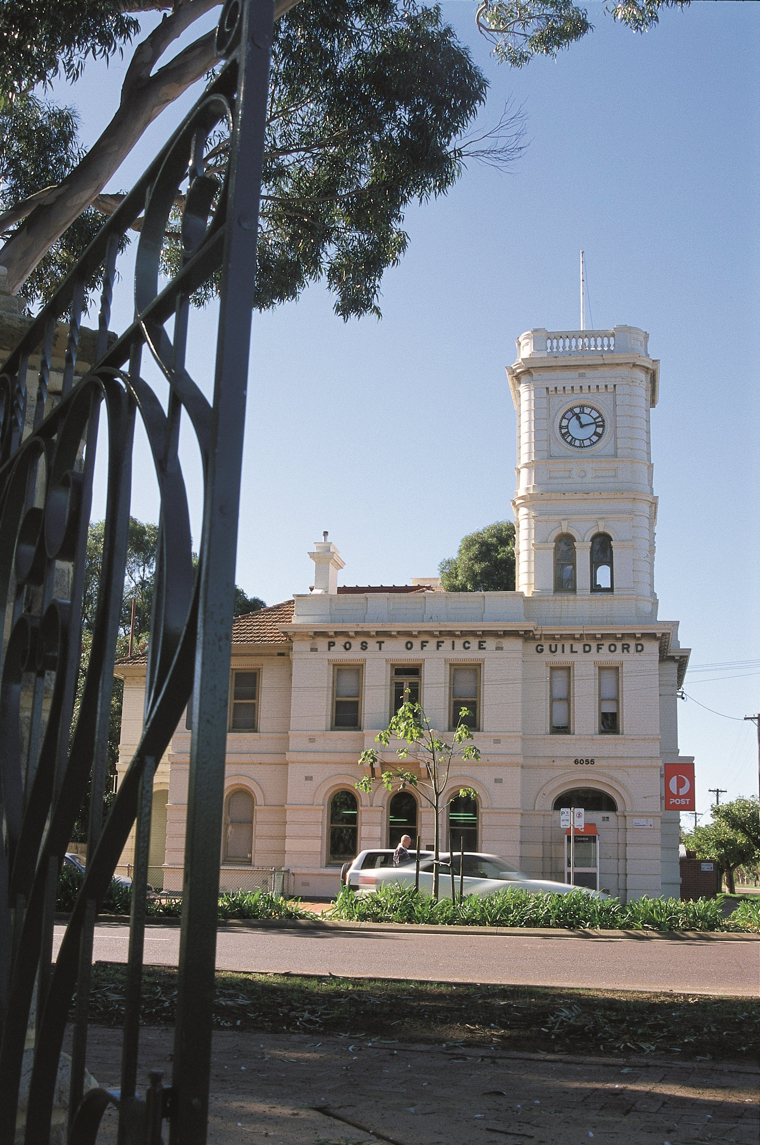 Guildford Post Office - Accommodation Brisbane