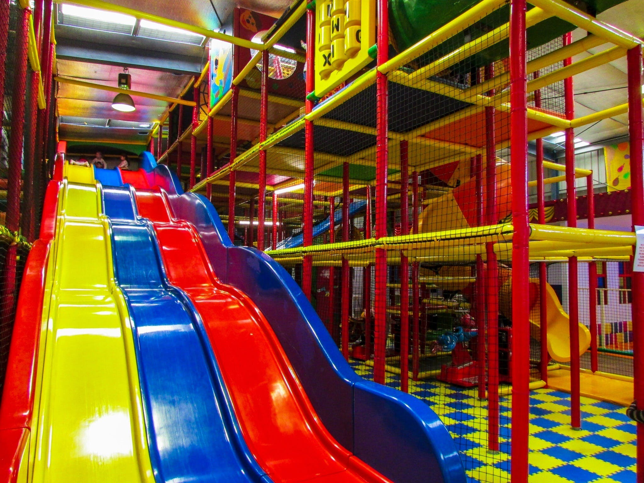 Kidz Shed Indoor Play Centre and Cafe - Accommodation Brisbane