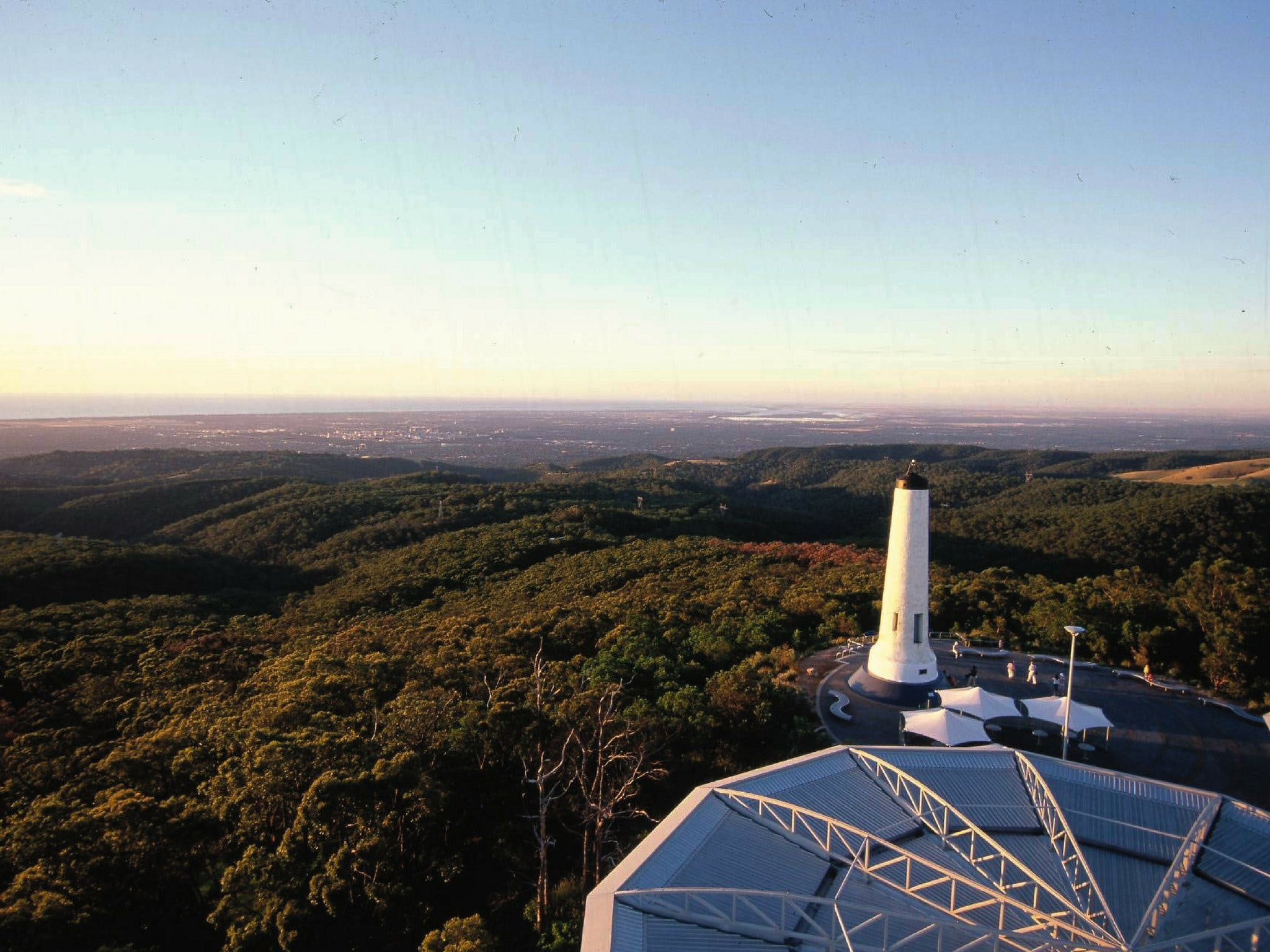 Mount Lofty Summit - Accommodation Brisbane