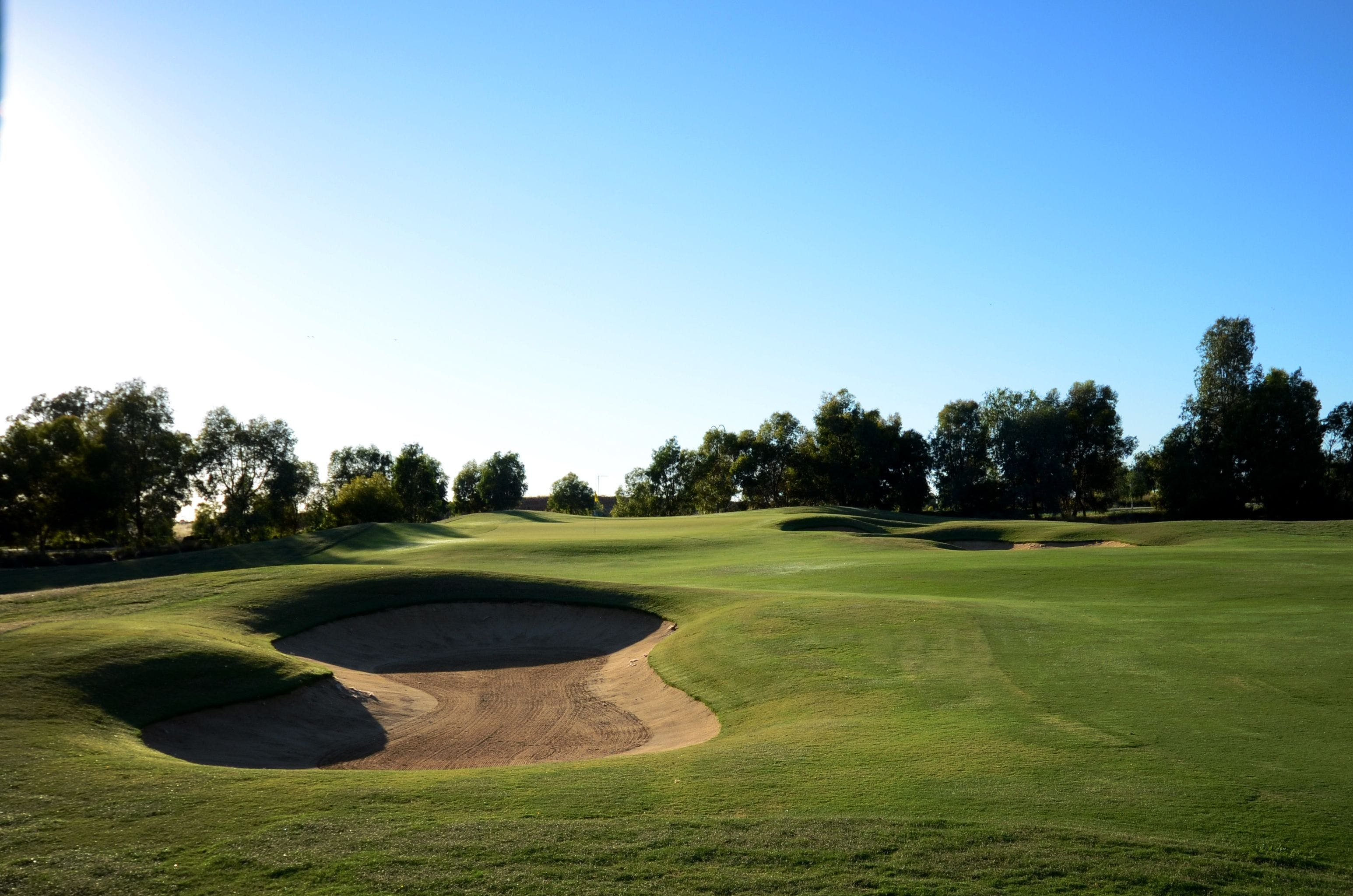 Black Bull Golf Course - Accommodation Brisbane