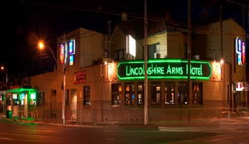 Lincolnshire Arms Hotel - Accommodation Brisbane