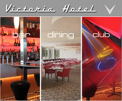 Victoria Hotel - Accommodation Brisbane