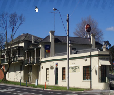 Berwick Inn Hotel - Accommodation Brisbane