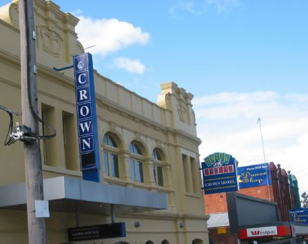 Crown Hotel Lilydale - Accommodation Brisbane