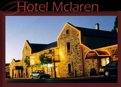 Hotel McLaren - Accommodation Brisbane