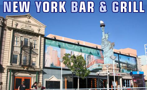 New York Bar  Grill - Accommodation Brisbane