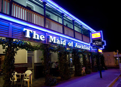 Maid of Auckland Hotel - Accommodation Brisbane