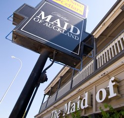 Maid of Auckland Hotel