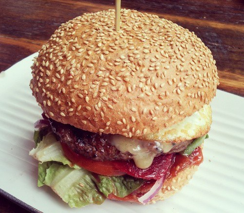 Grill'd Healthy Burgers - Accommodation Brisbane