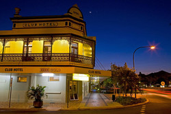 The Club Hotel - Accommodation Brisbane