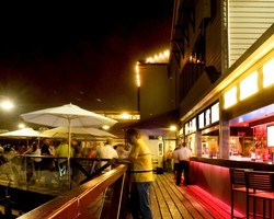 The Lucky Shag Waterfront Bar - Accommodation Brisbane