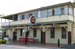 Commercial Hotel Alexandra - Accommodation Brisbane