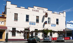 Shire Hall Hotel - Accommodation Brisbane