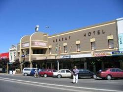 Ararat Hotel - Accommodation Brisbane