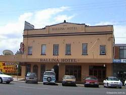 Ballina Hotel - Accommodation Brisbane