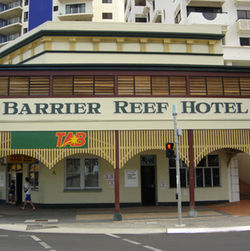 The Barrier Reef Hotel - Accommodation Brisbane
