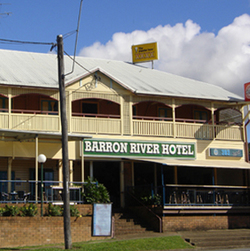 Barron River Hotel - Accommodation Brisbane