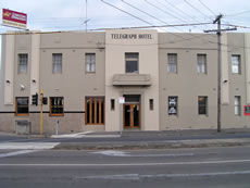 The Telegraph Hotel Geelong - Accommodation Brisbane