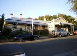 Earl of Spencer Historic Inn - Accommodation Brisbane