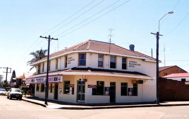 Old Fitzroy Hotel The - Accommodation Brisbane