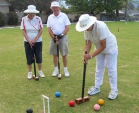 Nowra Croquet Club - Accommodation Brisbane