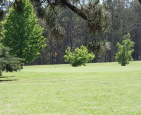Inverell Golf Club - Accommodation Brisbane